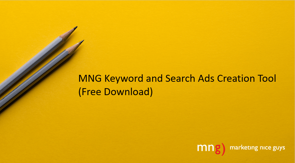 A tool to help marketing operations managers and specialists create search ads. Credit: Joanna Kosinska.